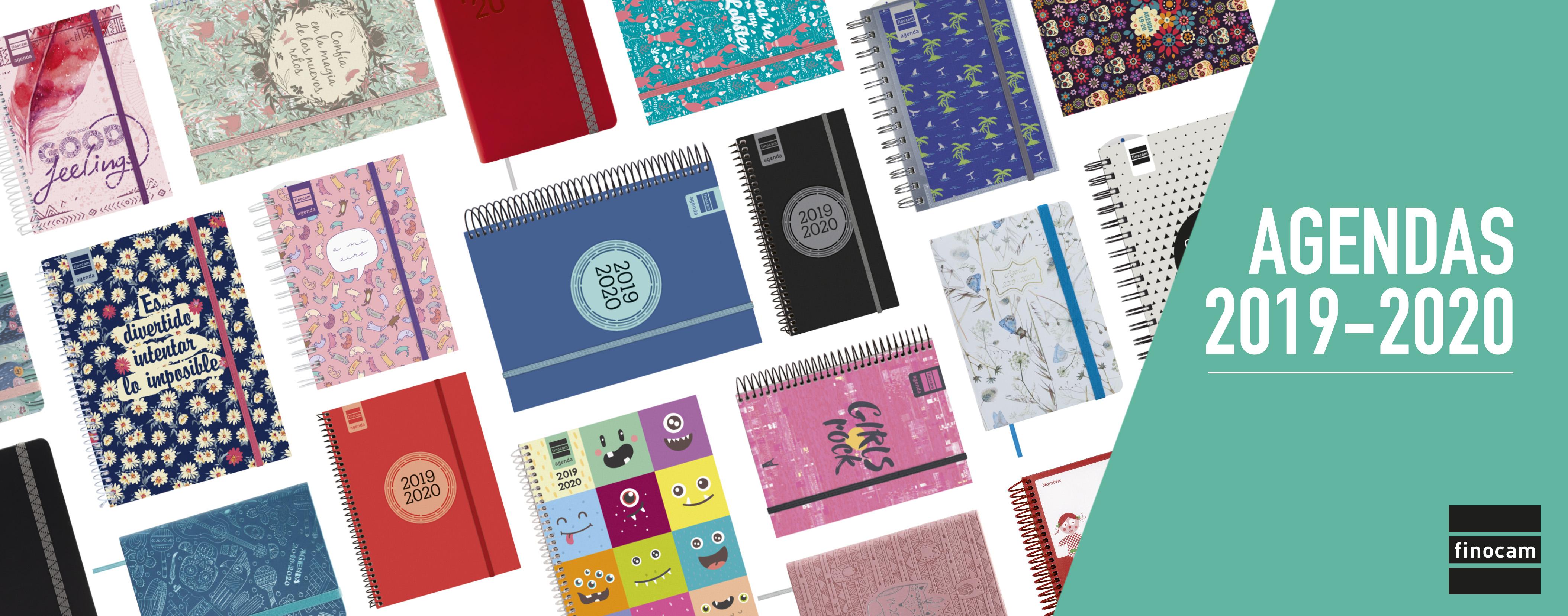 Mini Calendario 2020 Para Imprimir Chile.Agendas Y Calendarios Finocam
