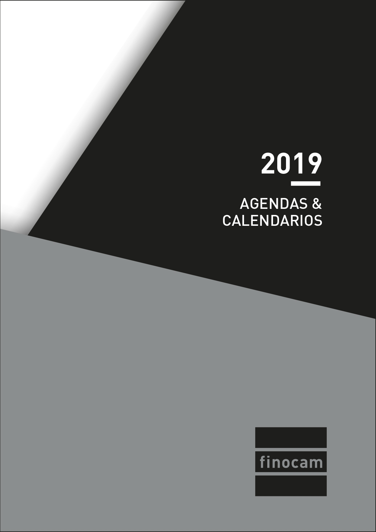 Finocam - Catàleg Angendes i Calendaris 2019